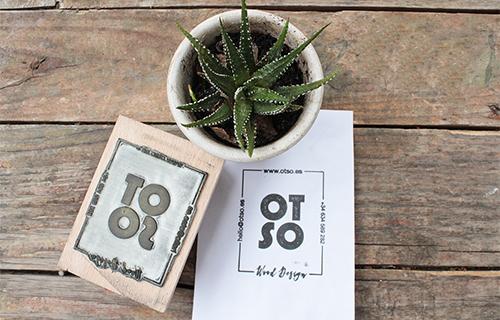 clientes servicio sellos fotopolímero OTSO Wood Design